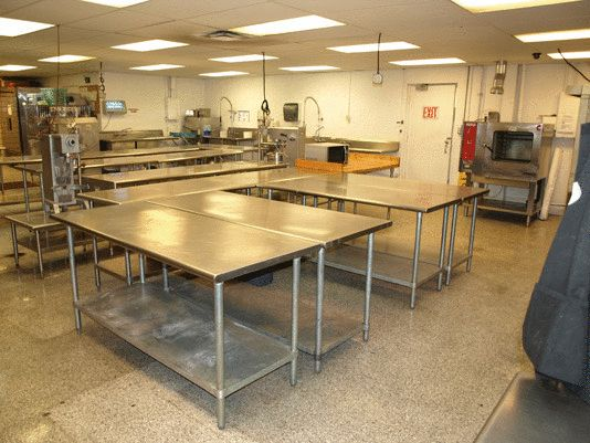 Kitchen Nyc Rent Commissary Commercial