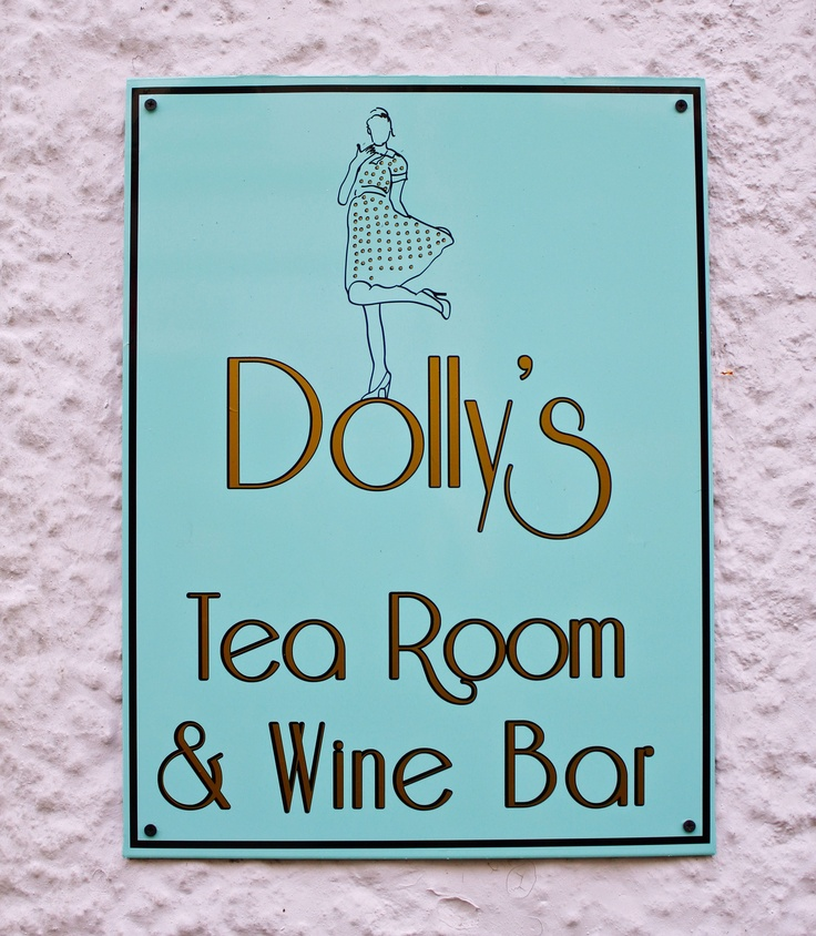 My mates gaff in Cornwall ... Dolly's!