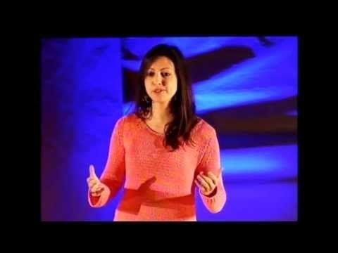 As figurinhas, a carta e o conselheiro dos sonhos: Bel Pesce at TEDxUFPR