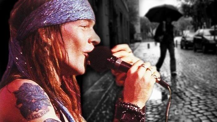 Lirik November Rain Guns n