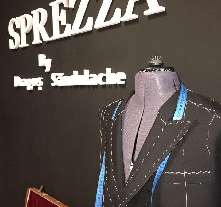 Bespoke tailored suit from sprezza by dragos sandulache.