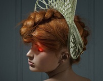 Campaign   SS13   Moody by Madame Peripetie, via Behance