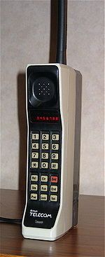 Motorola DynaTAC - Wikipedia, la enciclopedia libre