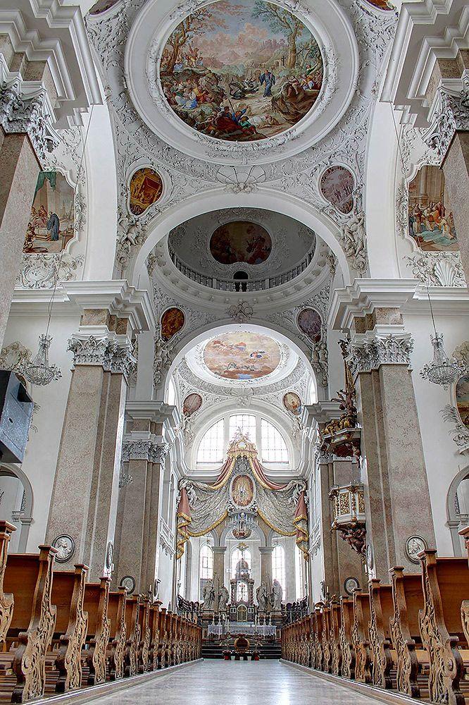 Klosterkirche St.Mang , Füssen - beautiful church...