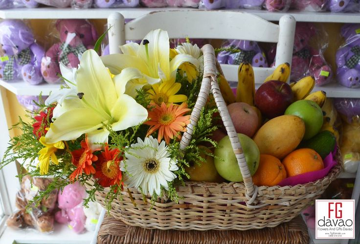 Fruit and Flower Basket  Flowers Gifts Delivery www.FGDavao.com 0998 579 5720  #fruits #flowerbasket #fruitbasket flowerbasket #fruits #fruitsbasket #flowersandgifts #flowersandgiftsdelivery #sendgifts #giftsdavao #giftsph #fggifts #fgdelivery #giftshop #flowershop #flowers #flowersdavao #flowersph #florist #davao #ph
