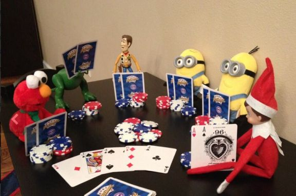 Poker buddies
