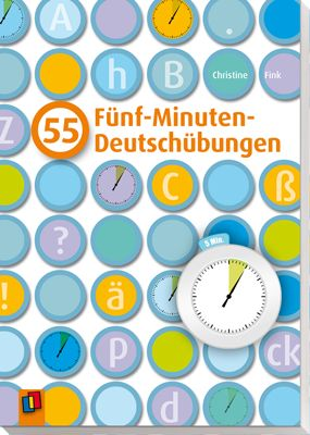 55 Fünf-Minuten-Deutschübungen