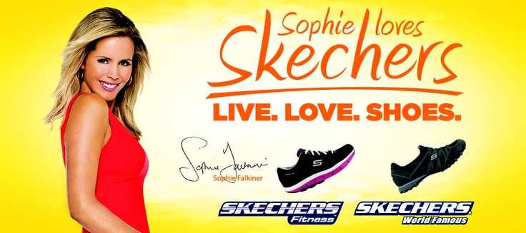 Our Sophie Falkiner billboard! Have you seen it?