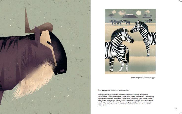 Dieter Braun, Galeria dzikich zwierząt, Egmont/październik 2016