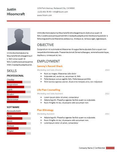 34 best solliciteren images on Pinterest Resume templates - terminal clerk sample resume
