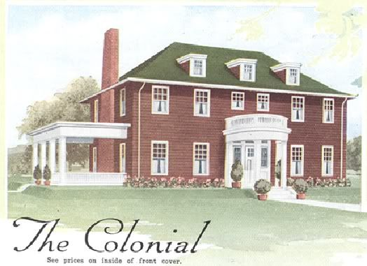 This Aladdin Colonial is in Suffolk  For years and years  people believed  it was. 13 best Sears Kit House images on Pinterest