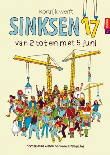 Maldzi90: Sinksen2017 Kortrijk
