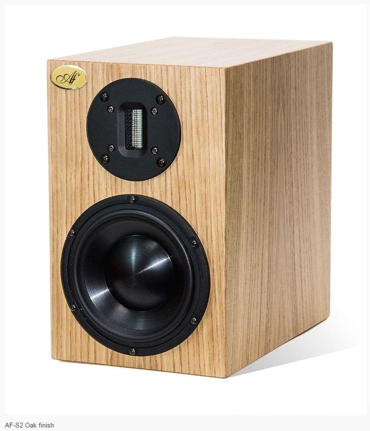 Audiofilia - High-End-Kompaktlautsprecher  made in Italy  - Vertrieb für Deutschland und Österreich: www.authentic-sound.com Kompaktlautsprecher AF-S2 VK 2.520,- Euro