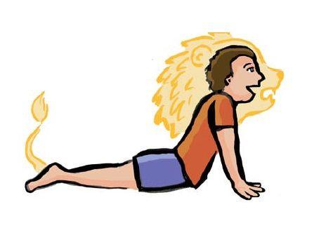 fiche de yoga pour enfant a imprimer - Recherche Google