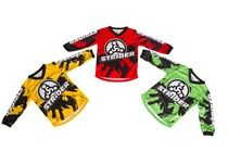 STRIDER Racing Jersey (available in 3 colours, sizes 2T - 5T, $25.00)