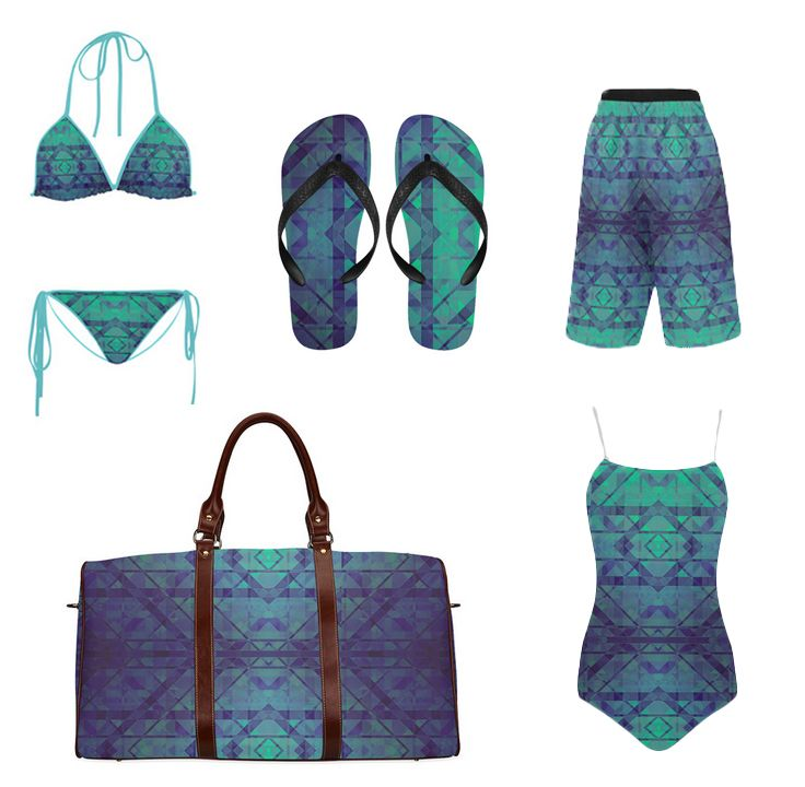 Modern Summer Travel Set for Women and Men by Scar Design. #summer #swimingset #travel #travelset #travelbag #swimingsuit #bikini #flipflops #swimingtrunk #giftsforhim #giftsforher #summershopping #beach #summer2017 #modernbikini #moderntrunks #summertravel #scardesign #artsadd