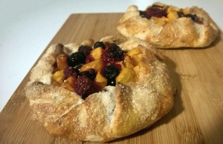 Galette met fruit - via @AirfryerWeb