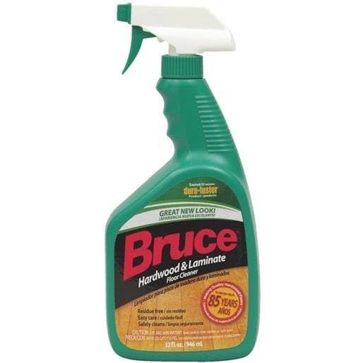Bruce Hardwood Floor 32Oz Hdwd/Lam Fl Cleaner WS109S Unit: Each
