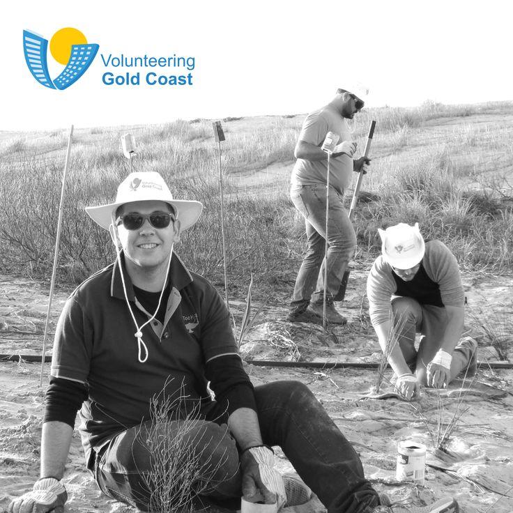 Volunteering Gold Coast Day of Service. Planting shrubs and fauna to assure the longevity of the beaches & wildlife along the Gold Coast. Photo by Tuakana Te Tana #volunteer #nature #DoSomethingGreen #DoSomethingPhoto