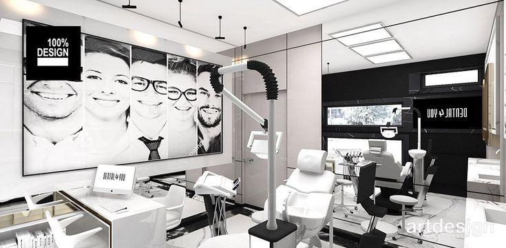 Dental4You | Klinika stomatologiczna | Projekt gabinetów stomatologicznych