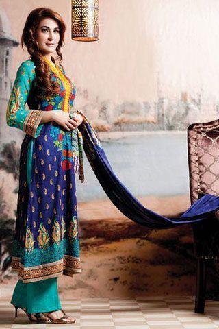 Summer Dress Pakistani fashion 2012, cultural/ethnic styling