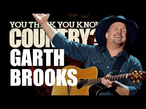 Garth released his new video for, YOU THINK YOU KNOW COUNTRY? today.