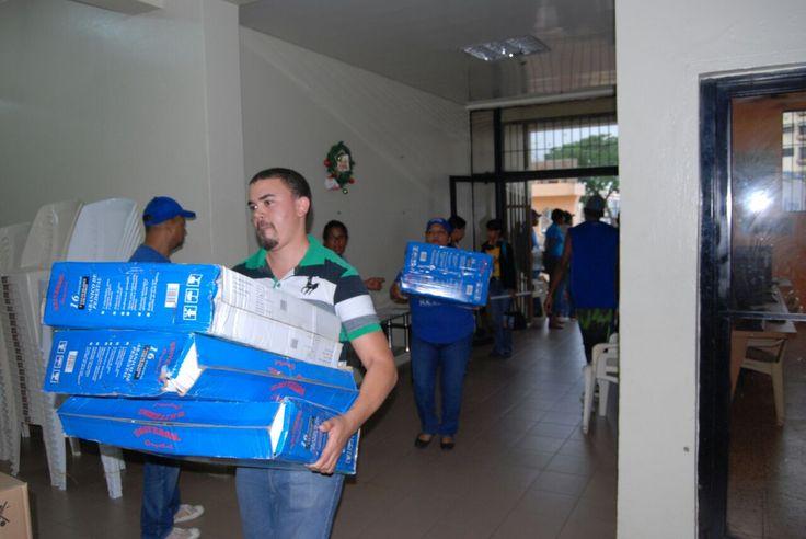 Gobierno inicia equipamiento de la Torre Estudiantil de la UASD