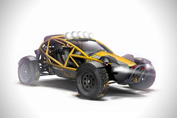 Ariel Motor Company, the folks behind the frenetic and world renowned Atom, are ready to apply their magic touch to the dune buggy. The Ariel Nomad is an o