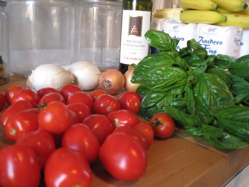 Ina Garten Roasted Tomatoes Delectable Of Ina Garten Tomato Basil Soup Picture