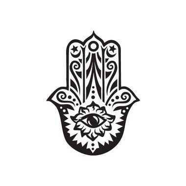 La Mano con l'Occhio Divino