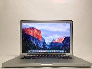 "MacBook Pro 15"" 2011 i7 2,4 GHz/8 GB/750GBHDD"