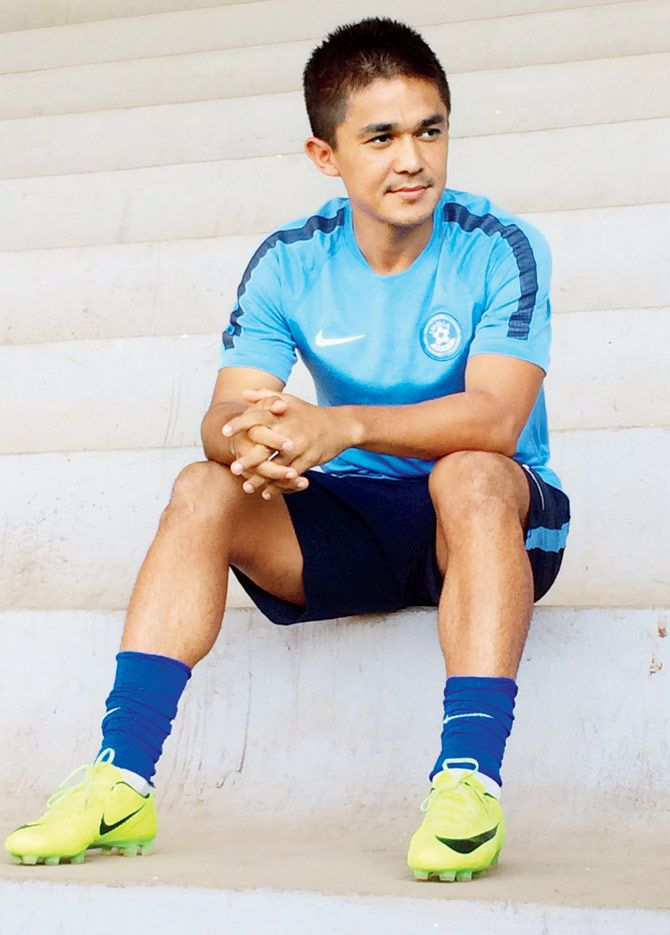 Asian Cup Qualifiers: Facing a weaker side does not guarantee win: Sunil Chhetri