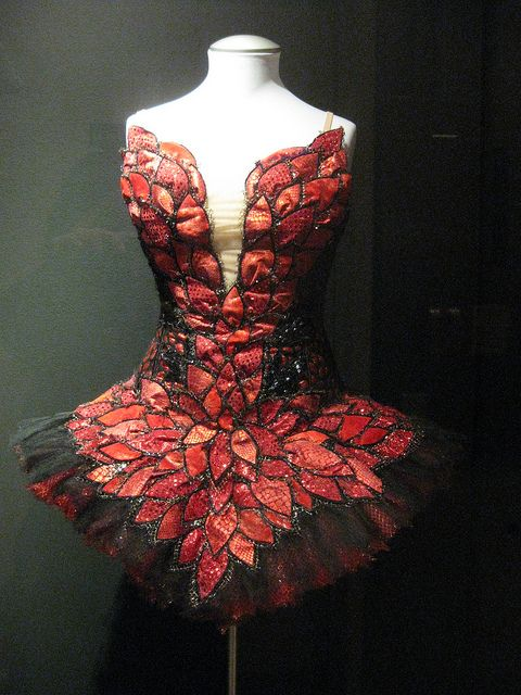 the firebird from the firebird / the tutu project at the design exchange by wyn ♥ lok, via Flickr