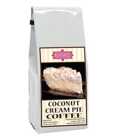 ... Cream Pie Coffee - Set of Two by Brew La La Coffee on #zulily today