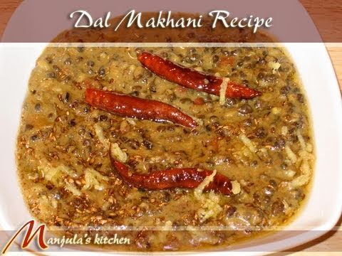 Dal Makhani is a popular north Indian dish; it is rich and hearty. Dal Makhani is a combination of whole urad and red kidney beans. It goes great with Naan or Tandoori Roti.