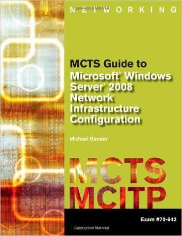 Mcitp 70-642 Ebook
