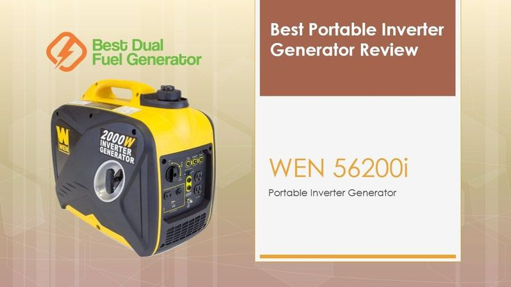 Best Portable Inverter Generator Review