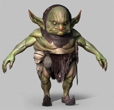 Fat little goblin   Goblins and such   Pinterest