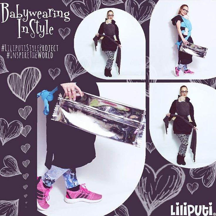 And here we are! #LiliputiStyleProject starts NOW!!!   #style #fashion #design #trend #clothes #motherhood #motherandbaby #baby #hm #adidas #nonplusz #zara #LiliputiStyle #bag #clutch #babywearing #wearallthebabies #keepthemclose #inspiration #InspireTheWorld @liliputilove