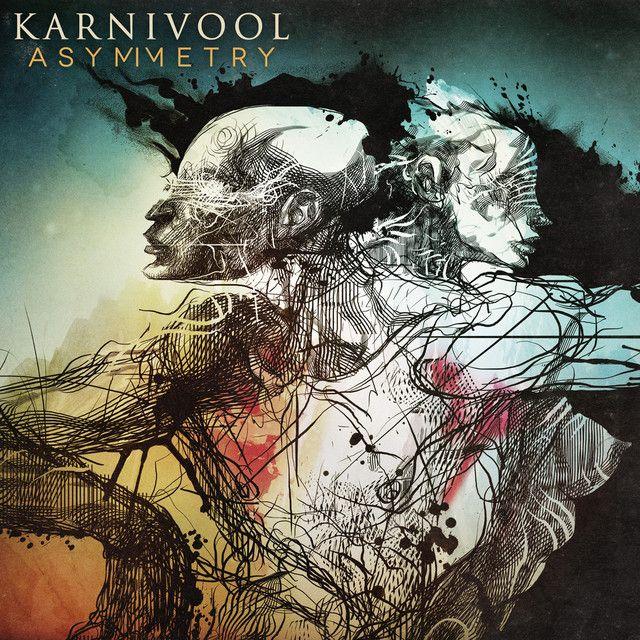 "Karnivool, ""Aeons""   #progrock"
