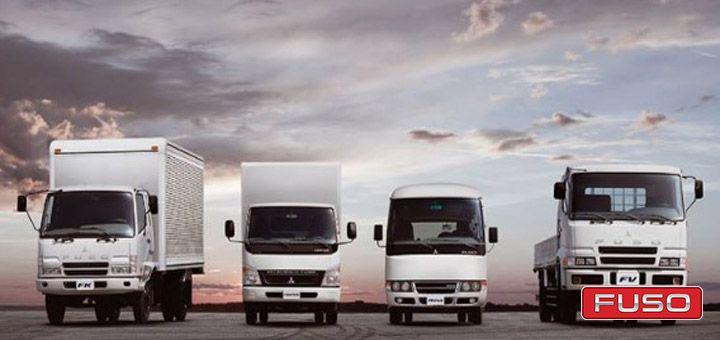 FUSO | Aplicaciones top para conductores de camiones