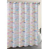 Found it at Wayfair - SPA Collage 13-Piece Shower Curtain Set