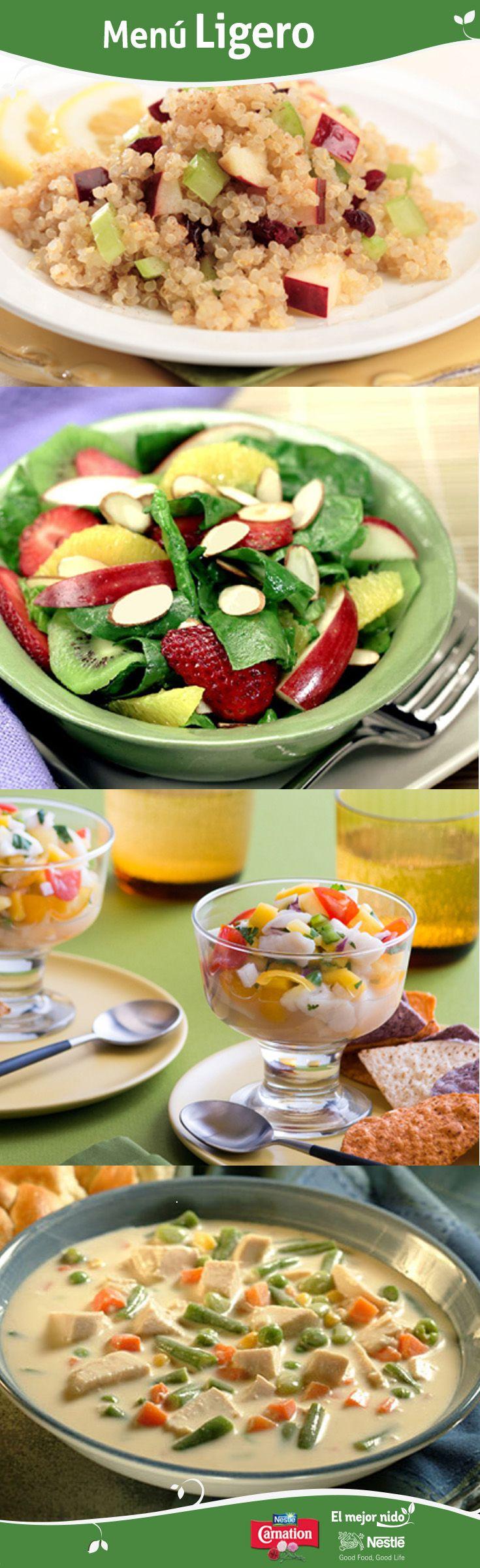 25 best ideas about almuerzos nutritivos on pinterest desayunos faciles y rapidos ideas - Almuerzos faciles y rapidos ...