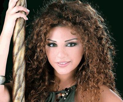 Мириам Фарес. Арабская  певица!