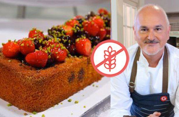 Seguramente conoces al reconocido Pastelero Osvaldo Gross, compartimos hoy una receta Sin GLuten publicacda en elgourmet.com
