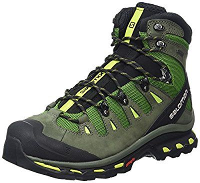 Salomon Mens Quest Hiking Boots