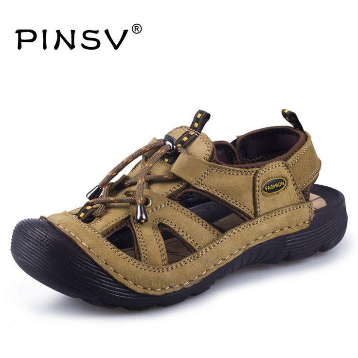 Les Sandales d'été pour les hommes Outdoor Soft Light Casual Chaussures antidérapants IUrFyF9J