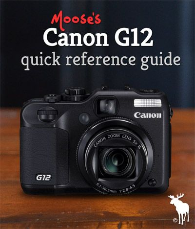 Canon G12 Tips & Resources -- because I need all the help I can get.