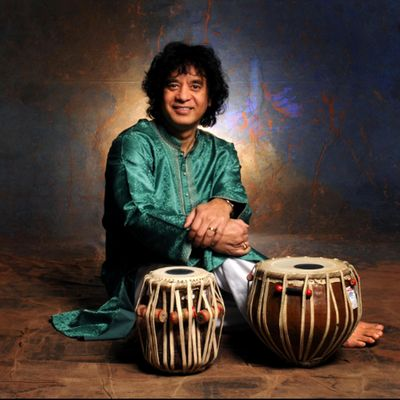 Utad zakir hussain- The great magician of tabla