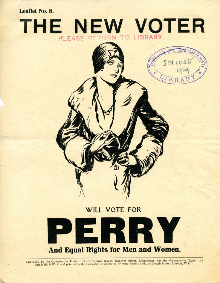 """A century of British electioneering in pictures. Why """"new voter"""" in this one?"""
